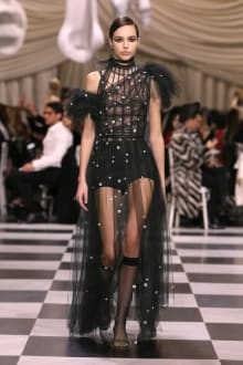 Dior 2018SS Couture パリコレクション 画像35/73