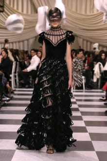 Dior 2018SS Couture パリコレクション 画像37/73