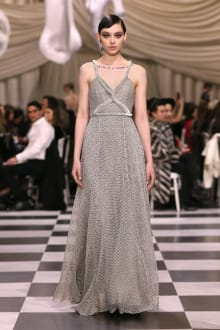 Dior 2018SS Couture パリコレクション 画像43/73