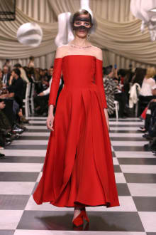 Dior 2018SS Couture パリコレクション 画像45/73
