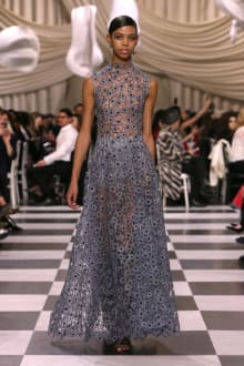 Dior 2018SS Couture パリコレクション 画像47/73