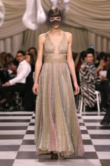 Dior 2018SS Couture パリコレクション 画像48/73