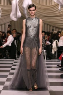 Dior 2018SS Couture パリコレクション 画像49/73