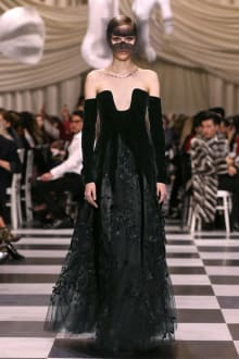 Dior 2018SS Couture パリコレクション 画像50/73