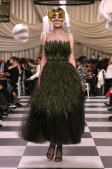Dior 2018SS Couture パリコレクション 画像51/73