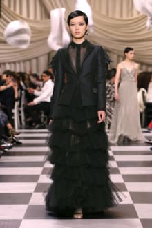 Dior 2018SS Couture パリコレクション 画像52/73