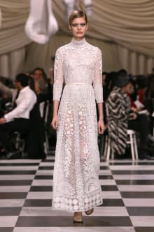 Dior 2018SS Couture パリコレクション 画像54/73