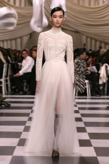 Dior 2018SS Couture パリコレクション 画像55/73