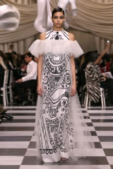 Dior 2018SS Couture パリコレクション 画像56/73