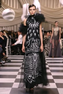 Dior 2018SS Couture パリコレクション 画像57/73