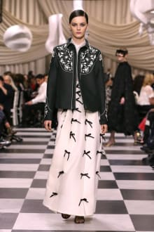 Dior 2018SS Couture パリコレクション 画像58/73