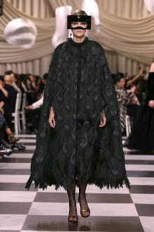 Dior 2018SS Couture パリコレクション 画像59/73