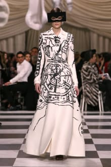 Dior 2018SS Couture パリコレクション 画像60/73