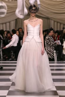 Dior 2018SS Couture パリコレクション 画像63/73