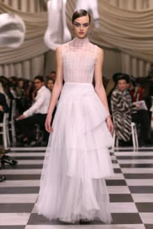 Dior 2018SS Couture パリコレクション 画像64/73