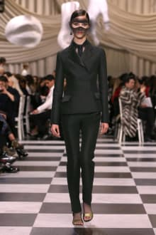 Dior 2018SS Couture パリコレクション 画像67/73