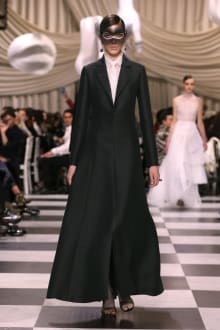 Dior 2018SS Couture パリコレクション 画像71/73