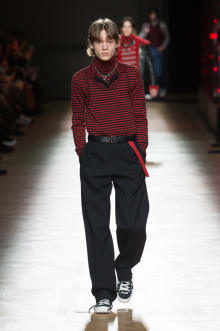 DIOR HOMME 2018-19AW パリコレクション 画像18/50