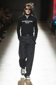 DIOR HOMME 2018-19AW パリコレクション 画像46/50