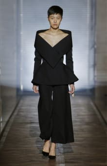 GIVENCHY 2018SS Couture パリコレクション 画像1/40