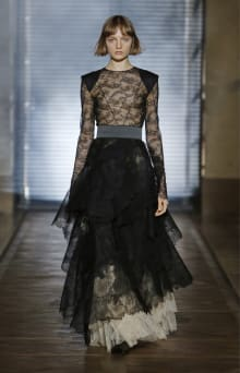 GIVENCHY 2018SS Couture パリコレクション 画像5/40