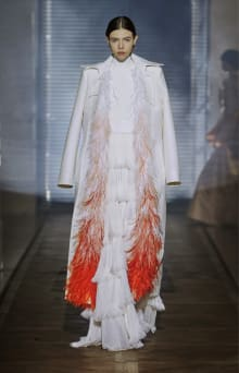 GIVENCHY 2018SS Couture パリコレクション 画像21/40