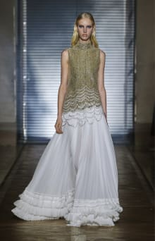 GIVENCHY 2018SS Couture パリコレクション 画像31/40