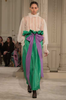 VALENTINO 2018SS Couture パリコレクション 画像23/72