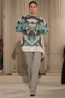 VALENTINO 2018SS Couture パリコレクション 画像31/72