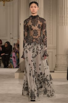 VALENTINO 2018SS Couture パリコレクション 画像35/72