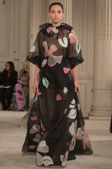 VALENTINO 2018SS Couture パリコレクション 画像45/72
