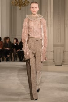 VALENTINO 2018SS Couture パリコレクション 画像47/72