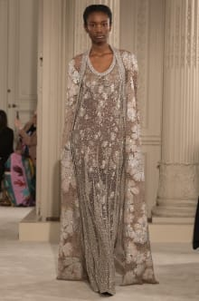VALENTINO 2018SS Couture パリコレクション 画像49/72
