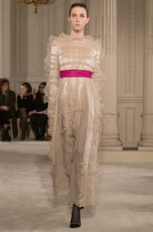 VALENTINO 2018SS Couture パリコレクション 画像55/72
