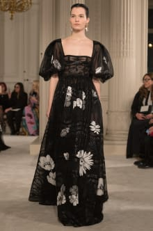 VALENTINO 2018SS Couture パリコレクション 画像59/72