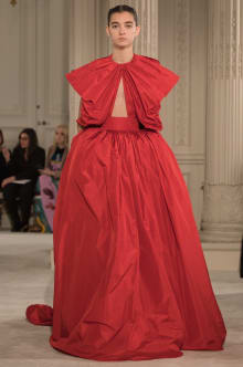 VALENTINO 2018SS Couture パリコレクション 画像69/72