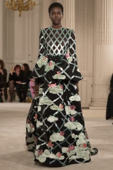 VALENTINO 2018SS Couture パリコレクション 画像70/72