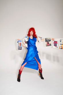 Vivienne Westwood 2018-19AW ロンドンコレクション 画像3/55