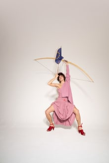 Vivienne Westwood 2018-19AW ロンドンコレクション 画像12/55