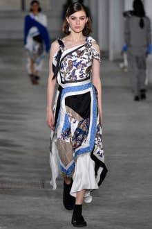 3.1 Phillip Lim -Women's- 2018-19AW ニューヨークコレクション 画像40/41
