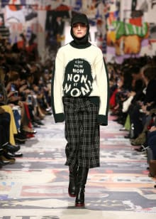 Dior 2018-19AW パリコレクション 画像1/63