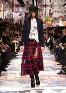 Dior 2018-19AW パリコレクション 画像5/63