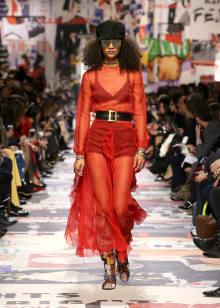 Dior 2018-19AW パリコレクション 画像21/63