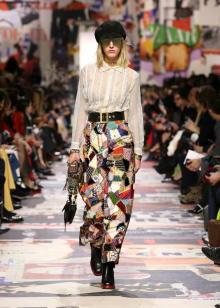 Dior 2018-19AW パリコレクション 画像28/63