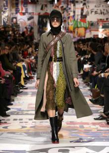 Dior 2018-19AW パリコレクション 画像51/63