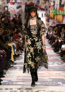 Dior 2018-19AW パリコレクション 画像57/63