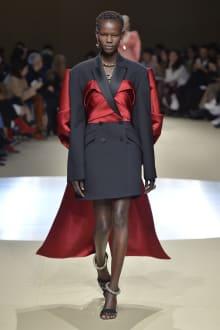 Alexander McQueen -Women's- 2018-19AW パリコレクション 画像35/42