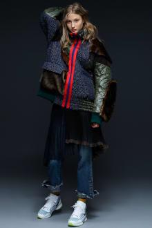 kolor -Women's- 2018-19AW パリコレクション 画像26/27