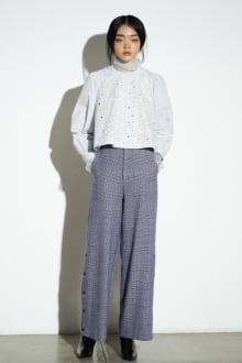 mintdesigns 2018-19AW 東京コレクション 画像24/62