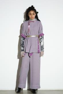 mintdesigns 2018-19AW 東京コレクション 画像42/62